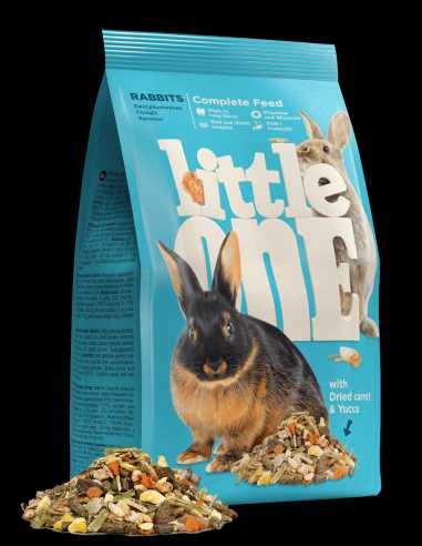 Little one alimento conejo adulto 900gr