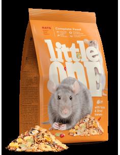 Little one alimento rata 900gr