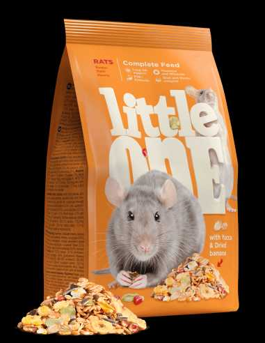 Little one alimento rata 400gr