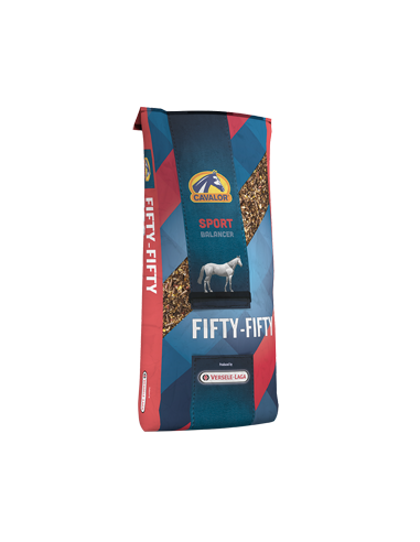 Fifty fifty cavalor 20 kg