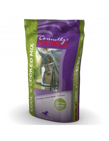 10% cool n cooked mix red mills 20 kg