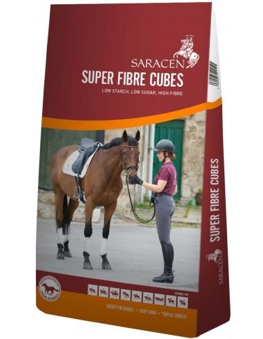 Super fibre cubes saracen 20 kg