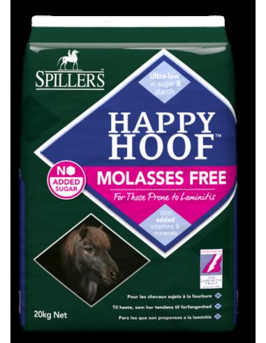Happy hoof molasses free spillers 20 kg
