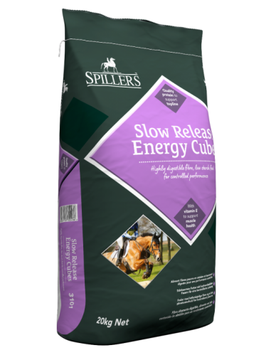 Response slow release energy mix spillers 20 kg