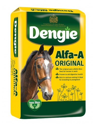 Alfa a original  dengie 20 kg