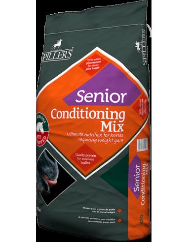 Senior conditioning mix 20k spillers