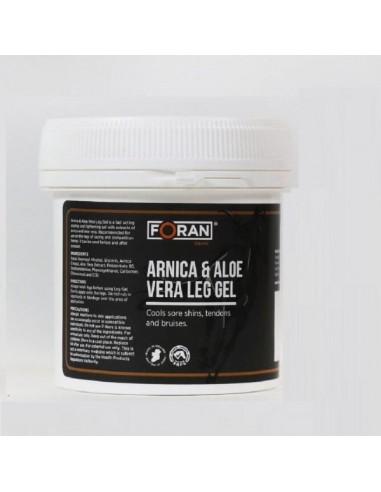 Arnica and aloe vera leg gel foran 2.5 kg
