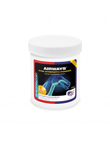 Airways xtra strength powder equine america 500 g