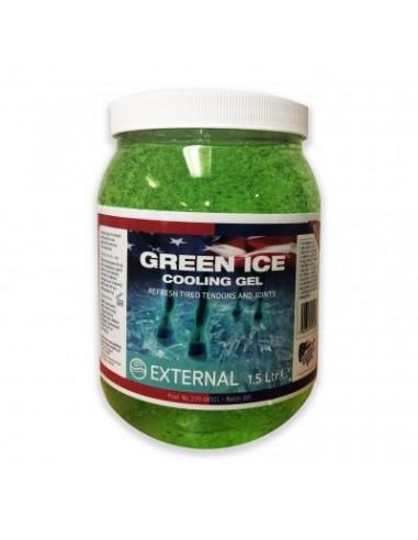 Green ice gel equine america 1.5 l