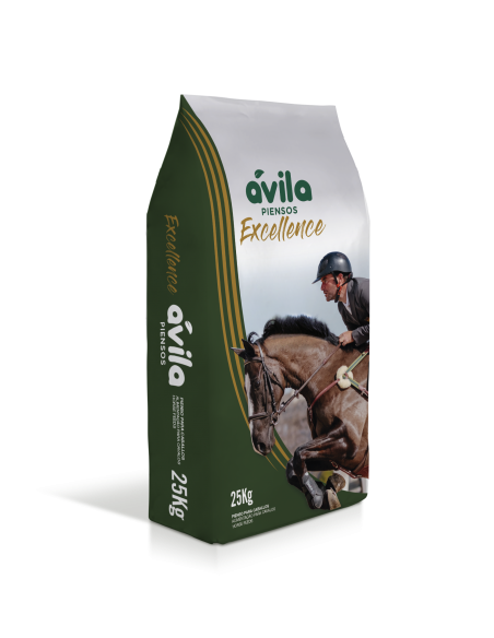 Caballos excellence cool 25kg