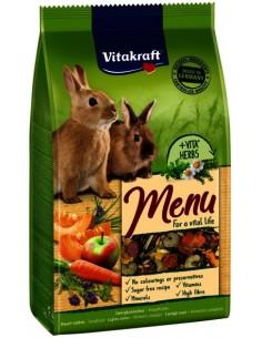 Vitakraft menu aroma conejo