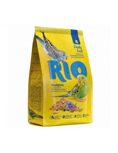 Alimento Diario Periquitos 1kg Rio
