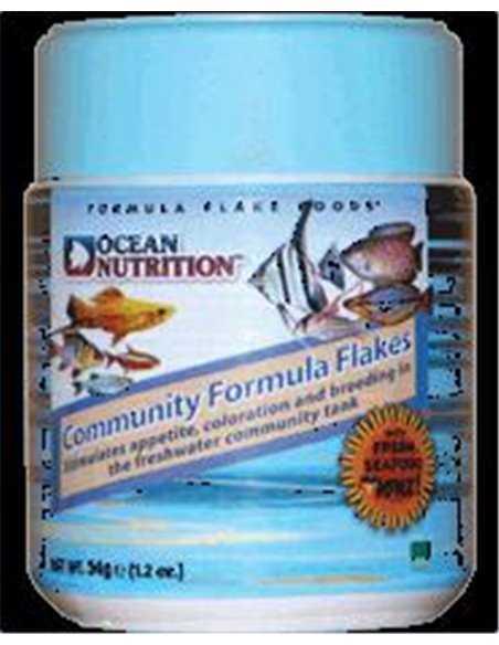 OCEAN NUTRICION COMMUNITY FLAKE FOODS